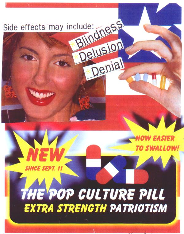 THE POP CULTURE PILL